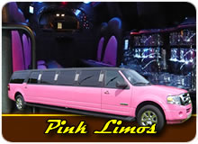Pink Limos For hen nights And girls' Parties